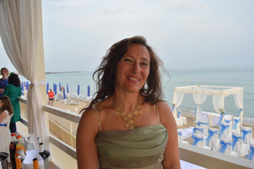 Matrimonio Spiaggia Salento : Mediterraneantourism.it salento celebrato il primo matrimonio